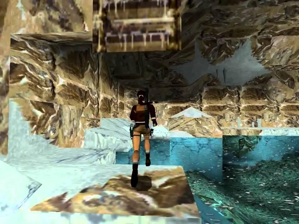 Tomb Raider 2 Secrets Speedrun Part 13 - Catacombs of the Talion (Redo)