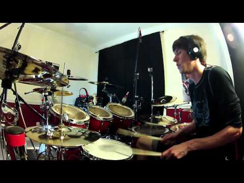 Centipede - Drum Cover - Knife Party