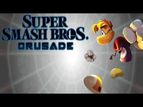 Super Smash Bros Crusade | Rayman Reigns Supreme!