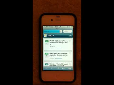 iPhone 4S switching between Verizon and AT&T
