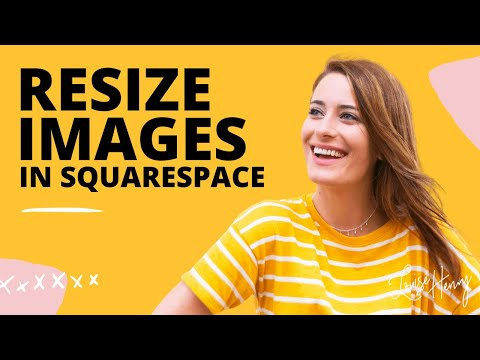 How to Resize Images in Squarespace