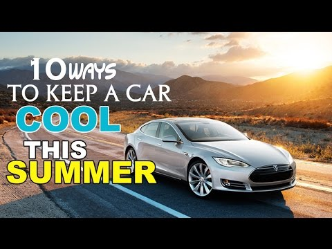 How to keep car cool in summer -10 Tips