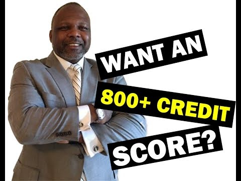 Increase Your Credit Score to 800+