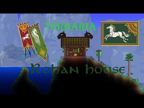 Terraria: Rohan house