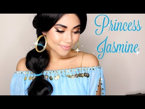 Princess Jasmine Tutorial | Syaf Othman