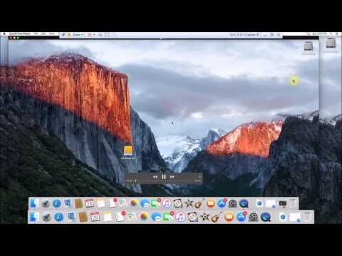 2016 How To Record / Capture Your Computer Screen And Voice On Mac OS X And Windows For Free