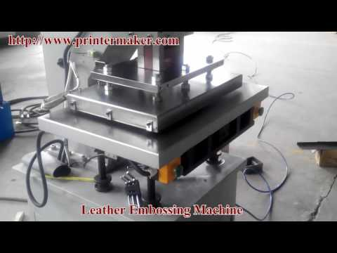 leather embossing machine,leather hot stamping machine,hot foil stamping machine