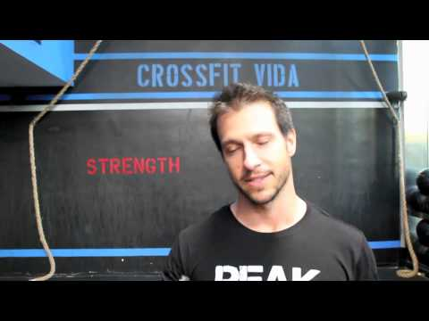 CrossFit Rowing - Alan Chovel