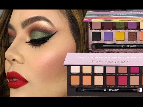 Anastasia Beverly Hills Christmas Makeup (Modern Renaissance)