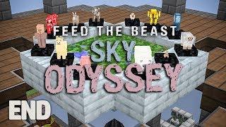FTB Sky Odyssey Ep  24 Crazy XP Production - PakVim net HD