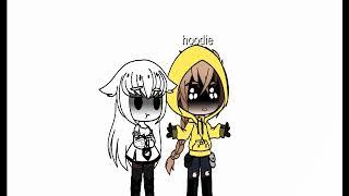 me adota //meme// hoodie x masky :3