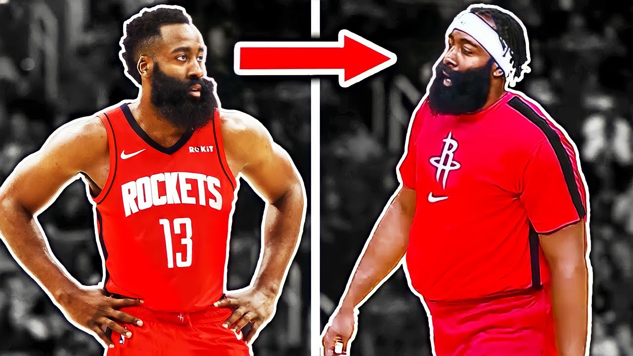 NBA Players That Let Themselves Go..