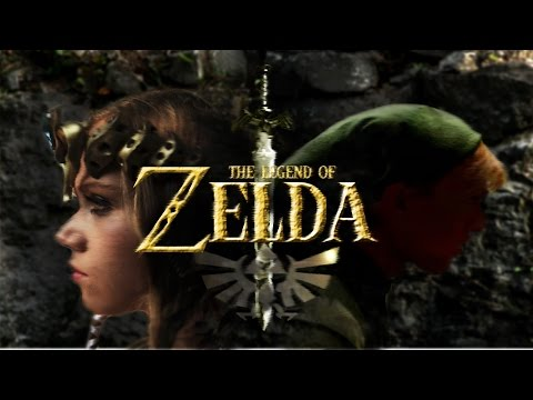 The Legend of Zelda: A Live Action Movie Trailer