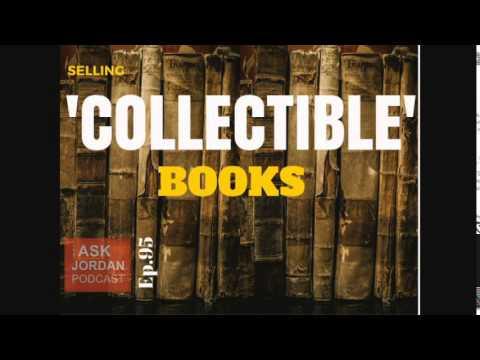 Ep. 95 - Selling 'Collectible' books on Amazon