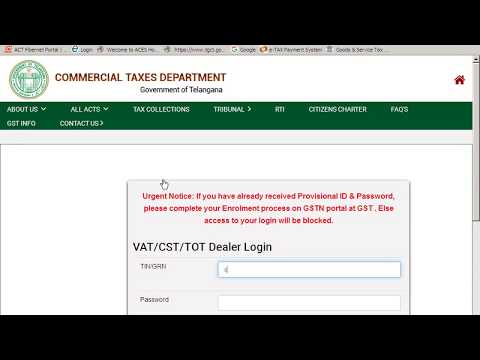 (CST- C form /VAT)Creation of E-way Bill for Loacl / Inter-State Purchase and Sale.