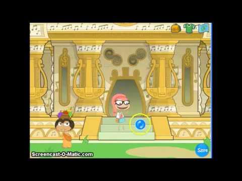 mythology island tutorial -poptropica