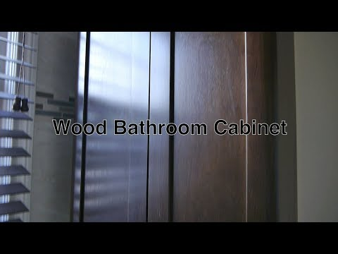 Bathroom Cabinets Over Toilet For Wall Storage Ideas of Medicine & Toiletries to Linen / Wood Finish