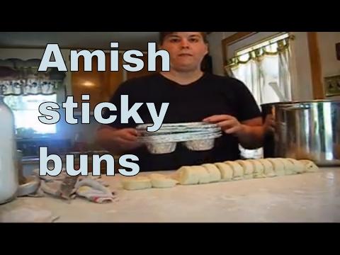 Amish Cinnamon Rolls