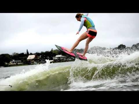 Wakesurf Trick Tip: Frontside Air