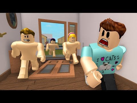 NAKED PEOPLE BREAK INTO MY ROBLOX HOUSE