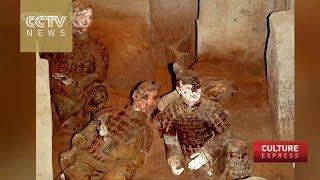 Scientists begin new excavation work at Terracotta Soldiers