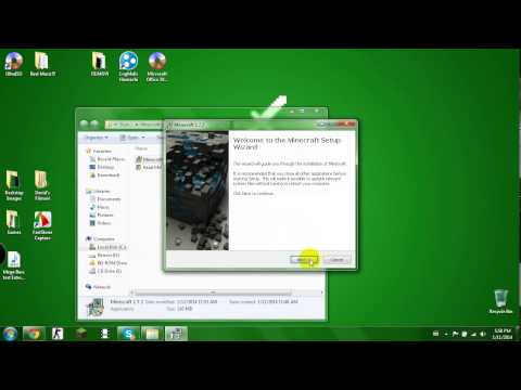 Tutorial 1# How to download Minecraft Cracked Launcher 1.7.2 + Download Link! :)