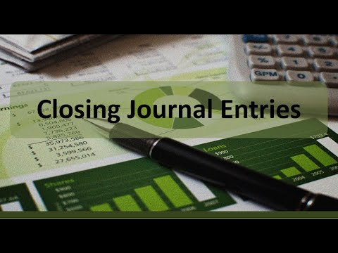 Accounting Cycle Step 8: Closing Entries to Retained Earnings