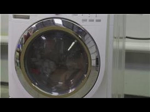 Home Appliances : How to Keep From Getting Mold & Mildew in Your Washing Machine