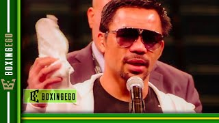 Download MANNY PACQUIAO ACCUSES FLOYD MAYWEATHER OF CLOUT CHASIN! ″HE USING MY NAME FOR ATTENTION!″ Video