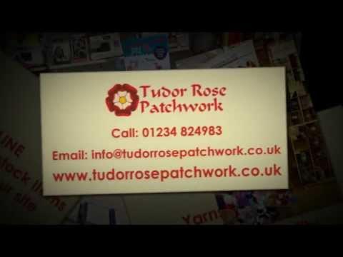 Tudor Rose Patchwork Video