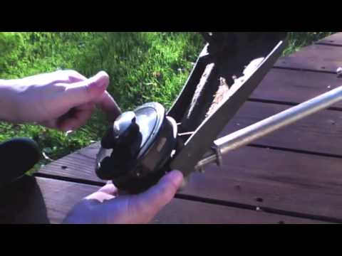 How to install a new Speed Feed trimmer head in 2 minutes