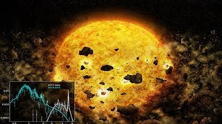 The Chandra X-ray data from NASA may be the first evidence of a star devouring a planet or planets.