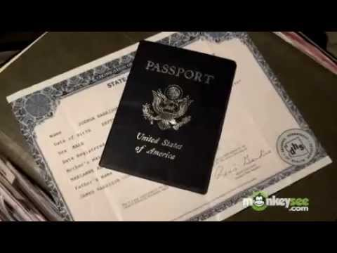 How to Get Your US Passport