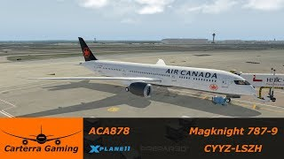 SWA27 | KTPA-KDAL | Default 737+Zibo Mod | X-Plane 11 Beta (PB13