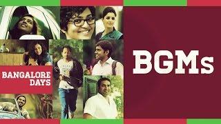 Bangalore Days BGMs | Jukebox | IndianMovieBGMs
