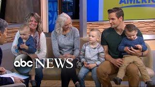 Parents in Fallen Dresser Incident Deny