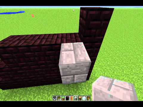 Minecraft: How to Make a Car / Minecart go without Rails