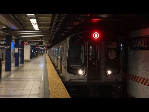 IND 6th Ave Line: (F) Trains Ends/Begins Service with (C
