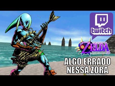 Explorando o território das Zoras! | Zelda: Majora's Mask 3D #6