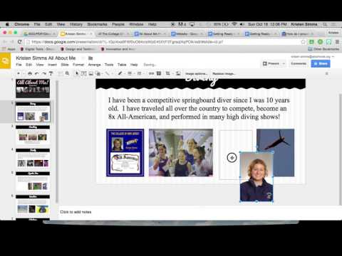How to Add and Cite a Picture in Google Slides