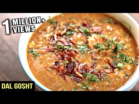 Dal Gosht Recipe | Hyderabadi  Dal Mutton Gosht | The Bombay Chef – Varun Inamdar
