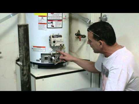 Water Heater replacment Part 2, troubleshooting defective Gas Control Unit.