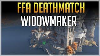 [Overwatch] Kephrii | Widow | FFA Deathmatch on Château Guillard