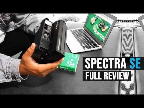 Polaroid Spectra Instant Camera
