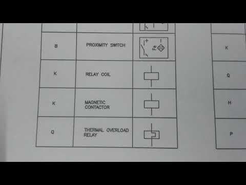 Important electrical symbols in reading electrical drawings(part1)
