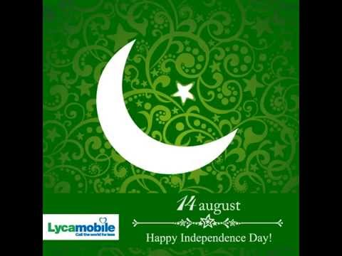 Lycamobile: Pakistan Independence Day