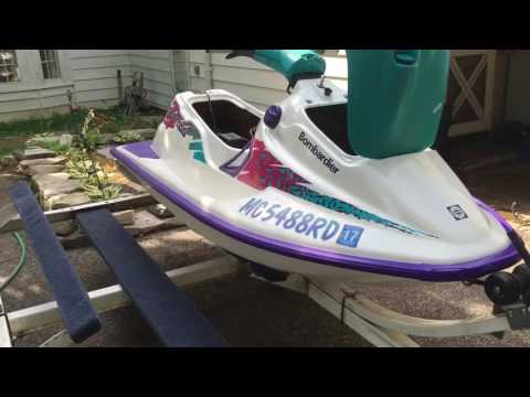 SeaDoo Fuel Lines and the Green Goo