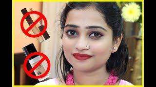 No-Foundation, No-Concealer - Easy Makeup Tutorial/ INDIAN MOM ON DUTY