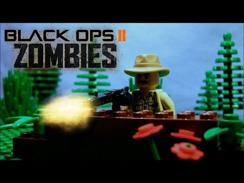 Lego Black Ops 3 Zombies