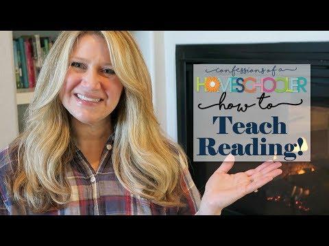 How to Teach Reading eCourse!